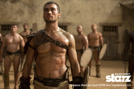 Spartacus: Blood and Sand 13_view